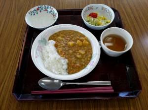 大豆カレー2